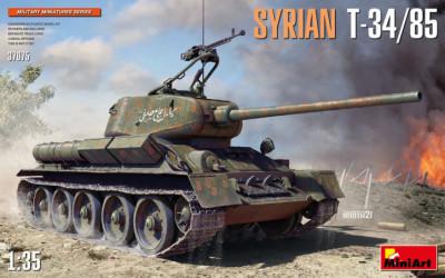 MINIART Syrian T-34/85