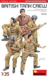 MINIART British Tank Crew