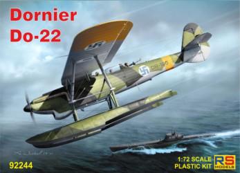 RS MODELS Dornier 22