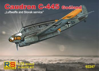 RS MODELS Caudron C-445...