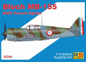 RS MODELS Bloch MB-155