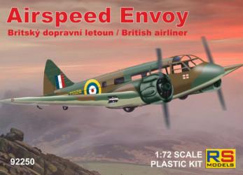 RS MODELS Airspeed Envoy