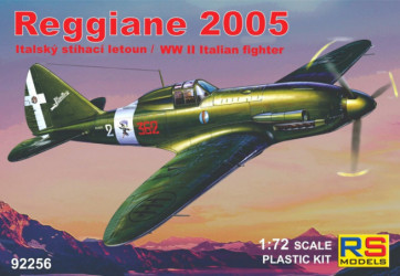 RS MODELS Reggiane 2005