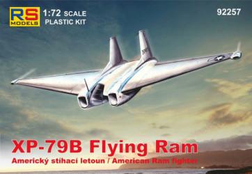 RS MODELS XP-79 Flying Ram