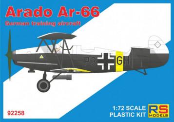 RS MODELS Arado 66