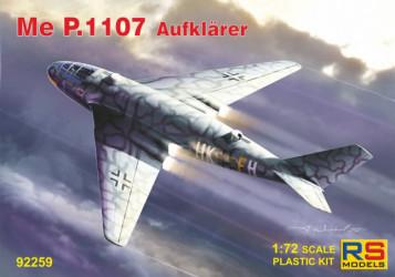 RS MODELS Messerschmitt P.1107