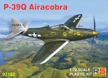 RS MODELS P-39 Q Airacobra