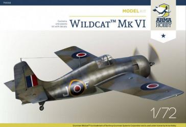ARMA HOBBY Wildcat Mk VI...