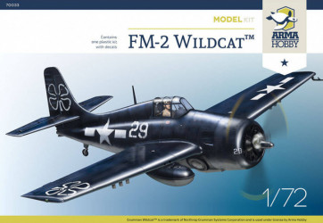 ARMA HOBBY FM-2 Wildcat...