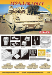 DRAGON M2A3 Bradley