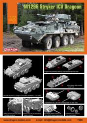 DRAGON M1296 Stryker ICV...