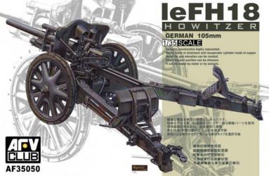 AFV CLUB le FH18 10,5 cm...