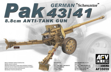 AFV CLUB 8,8 cm PAK 43/41