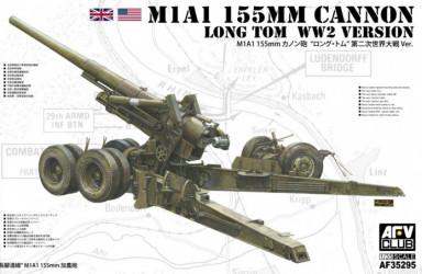 AFV CLUB M1A1 155mm CANNON...