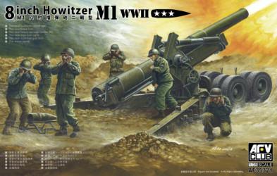 AFV CLUB 203mm Howitzer M1