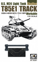AFV CLUB T85E1 Workable...