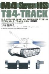 AFV CLUB T84 Workable Track...