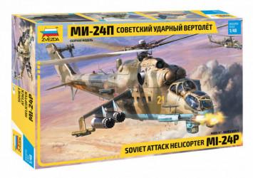 ZVEZDA Mi-24P Soviet Attack...