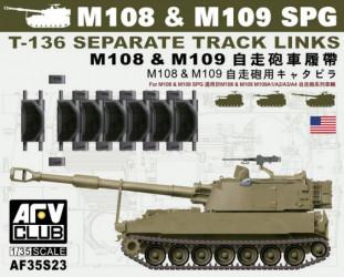 AFV CLUB M108/M109 SPG Tracks