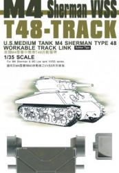 AFV CLUB M4 Sherman VVSS...