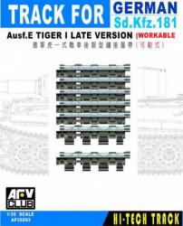AFV CLUB Workable Track for...