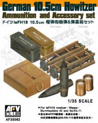 AFV CLUB LeFH18 Howitzer...