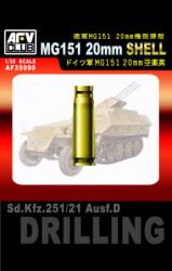 AFV CLUB German MG151 20mm...