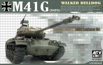 AFV CLUB M41G Walker...