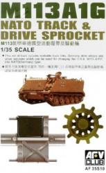 AFV CLUB M113A1G NATO Track...