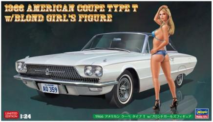 HASEGAWA 1966 American...