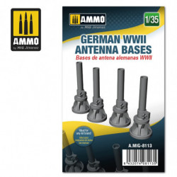 AMIG German WWII Antenna Bases