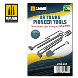 AMIG US WWII Tank Pioneer...