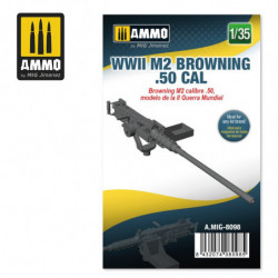 AMIG WWII M2 Browning .50 cal