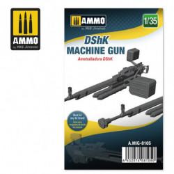 AMIG DShK Machine Gun