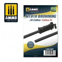 AMIG M1919 Browning .30 cal