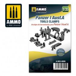 AMIG Panzer I Ausf.A Tools...