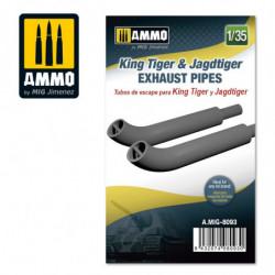 AMIG King Tiger & Jadtiger...