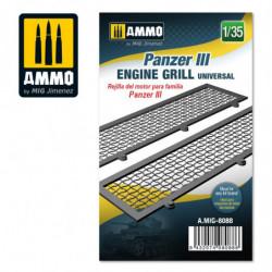 AMIG Panzer III Engine...