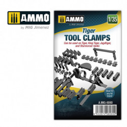 AMIG Tiger tool clamps
