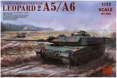 BORDER MODEL Leopard 2 A5/A6