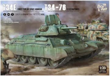 BORDER MODEL T-34E (First...