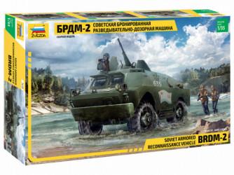 ZVEZDA BRDM-2 Russian...