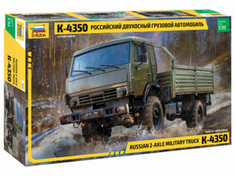 ZVEZDA Russian 2 Axle...