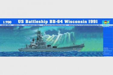 TRUMPETER US Battleship...