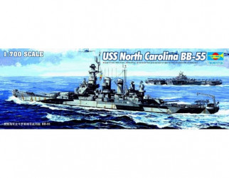 TRUMPETER  USS North...