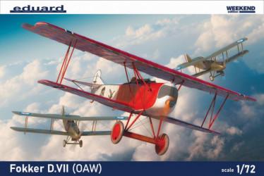 EDUARD WEEKEND ED Fokker...