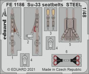EDUARD ZOOM SET Su-33...