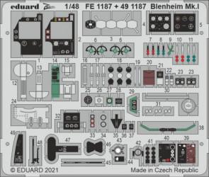 EDUARD ZOOM SET Blenheim Mk.I