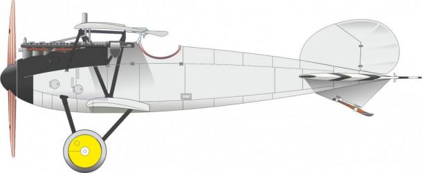 EDUARD MASK  Albatros D.V...