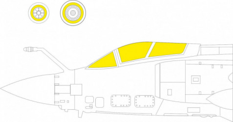 EDUARD MASK  Buccaneer S.2B